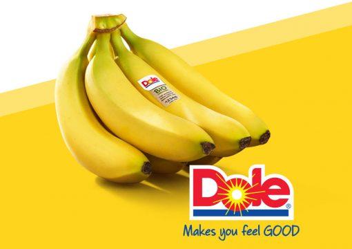 Αποκλειστικά στην Ελλάδα η «100% Premium Ελεγχόμενη Ωρίμανση Μπανάνας» Dole από την Alexander